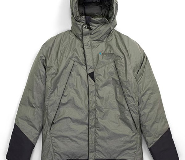 ISPO Award Gold Winner Outdoor Klaettermusen Farbaute Jacket