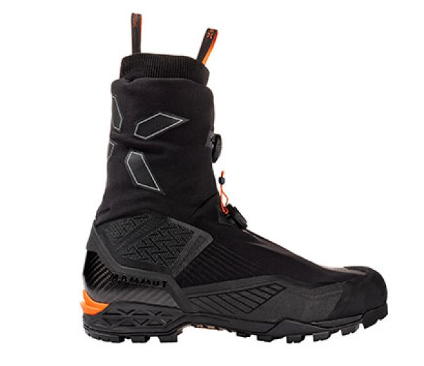 ISPO Award Gold Winner Outdoor Mammut Taiss Pro High GTX leichter Bergsteigerschuh