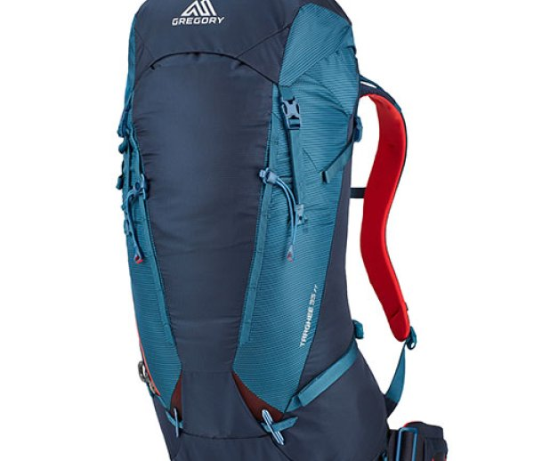 ISPO Award Gold Winner Snowsports GREGORY MOUNTAIN PRODUCTS TARGHEE FASTTRACK 35 Backpack