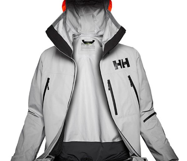 ISPO Award Gold Winner Snowsports Helly Hansen Elevation Infinity Shell Jacket Winter sports jacket