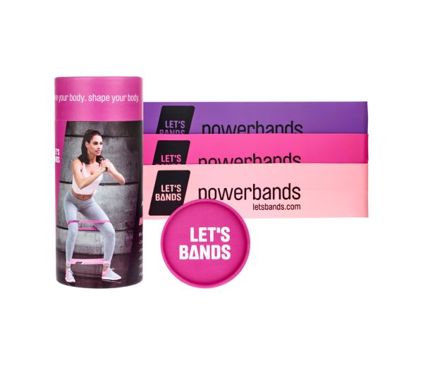 ISPO BRANDNEW 2017 Fitness Finalist Let's Bands
