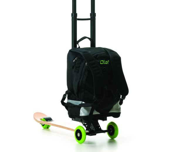 The OLAF scooter by OLAF Urban is WINNER of ISPO AWARD 2017 in the action segment.