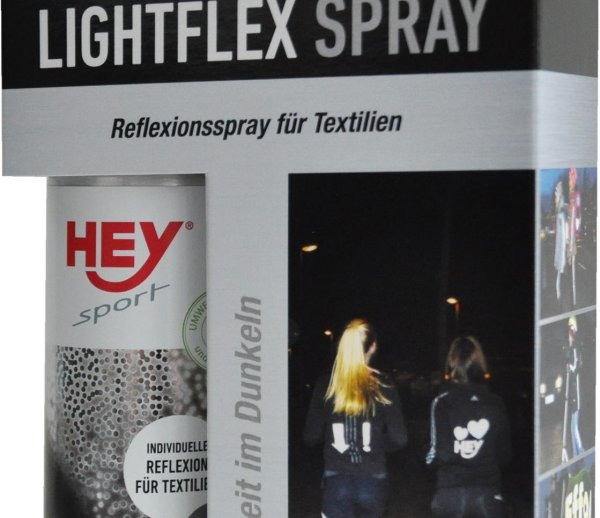 The LIGHTFLEX SPRAY by HEY Sport is WINNER of ISPO AWARD 2017 in the performance segment.